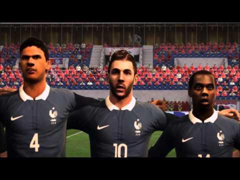 França 2 x 1 Coréia do Sul