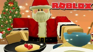 SANTA CLAUS'S CHRISTMAS EVE ROUTINE | Roblox Bloxburg | Roblox Roleplay