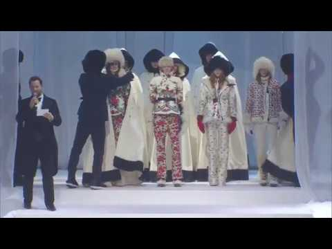 big sale 23cfb f2d96 Moncler Grenoble Fall-Winter 2017/18 Show