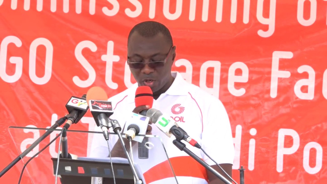 dr mohammed amin adam commends goil for championing local content