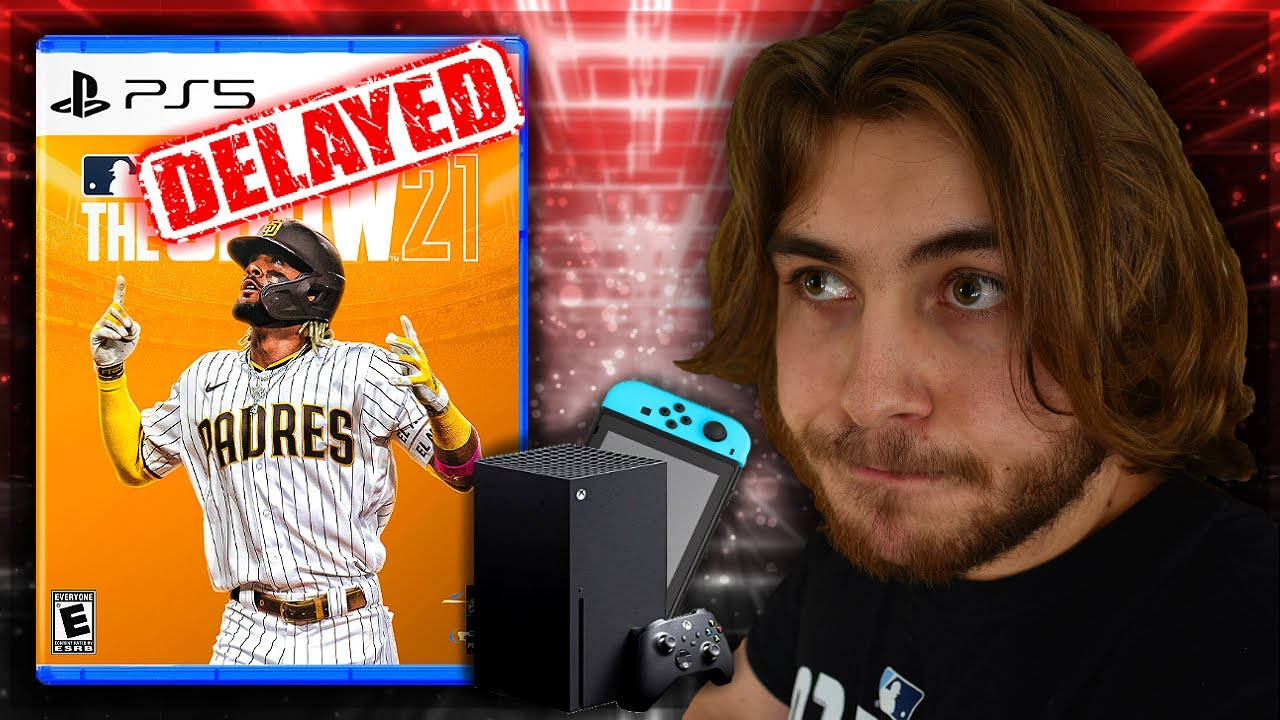 Why MLB The Show 21 Is PROBABLY Delayed... What This Means (MLB 21 News)