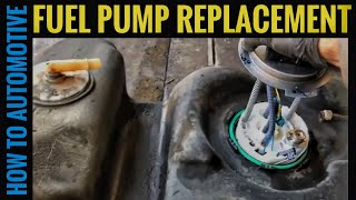 How to Replace the Fuel Pump on a 2006-2014 Chevy Tahoe