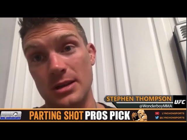 MMA Pros Pick - Amanda Nunes vs. Valentina Shevchenko 2 (UFC 215)