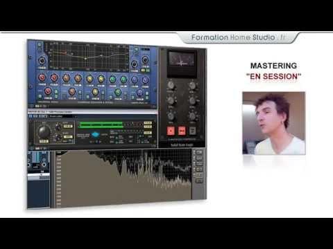 Cours audio Mastering  (intro)