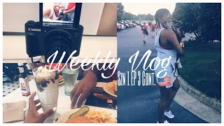 4th Of July VLOG Cont. | VLOG Camera Shopping, IPad 6th Generation & MORE! | DOTD SZN1 EP3 Cont.