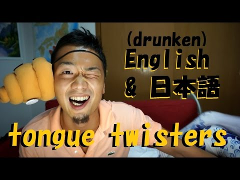tongue twisters in english for adults pdf