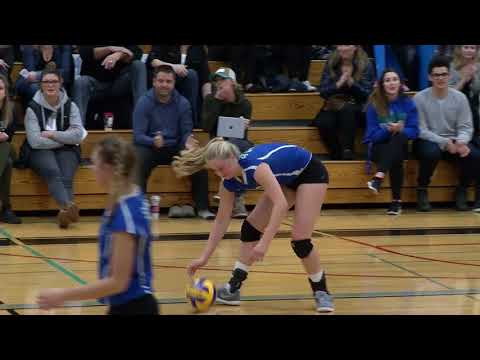 Saskatoon High School Volleyball Finals - Girls
