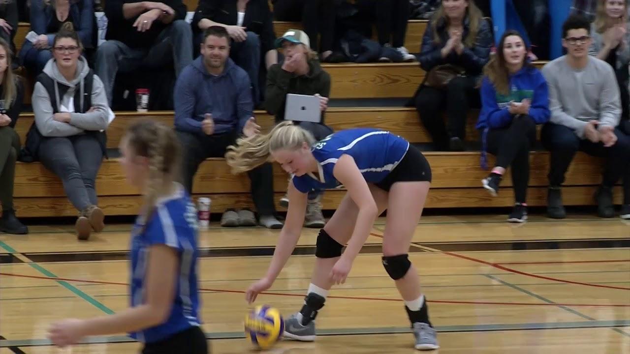 saskatoon high school volleyball finals girls youtube