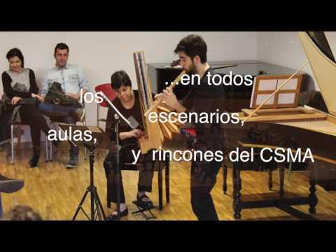 Conservatorio Superior de Música de Aragón. Puertas abiertas 2016 17