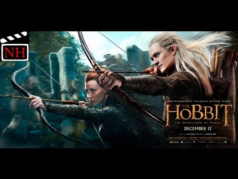 Trailer pelicula el hobbit 2 la desolacion de smaug for El mural pelicula online