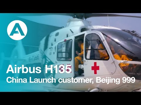 Beijing 999 : meet Chinas H135 launch customer