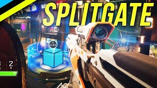 SPLITGATE - The FREE TO PLAY Halo Portal Arena FPS