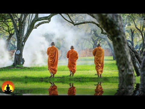 Tibetan Meditation  Healing  Relaxing  Yoga Chakra Sleep Relax Study☯3591