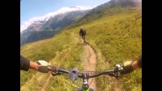 tour du mont blanc VTT