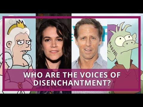 Disenchantment  Meet The Voice Actors
