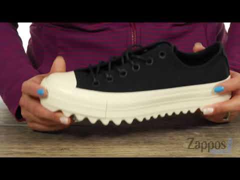 Converse Chuck Taylor® All Star Lift Ripple Canvas Ox SKU: 8989517