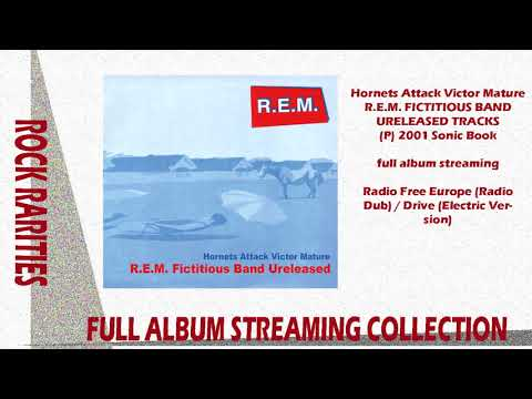 Hornets Attack Victor Mature - R.E.M. Fictitious Band Ureleased Tracks - 2001 (full album streaming)