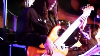 アメリカで、音楽家とのセッション 三味線の音が響き合う。