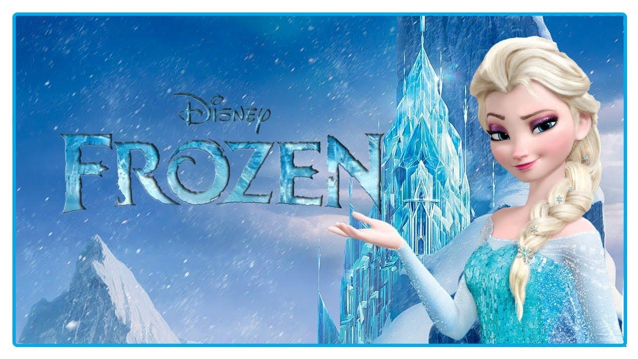 Como Dibujar a Elsa de Frozen  How to draw Elsa from Frozen