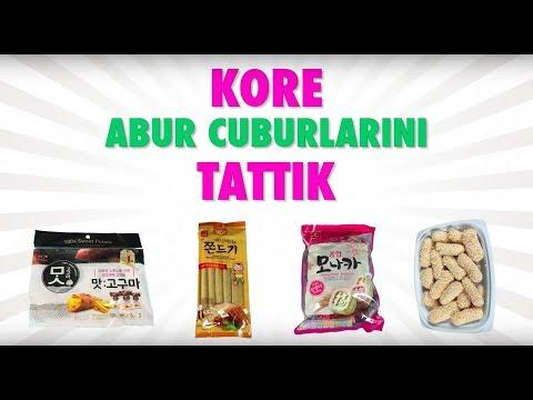 Türkler KORE Abur Cuburlarını Tadıyor