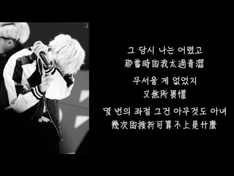 【韓中字】 BTS 방탄소년단 - INTRO: Never mind (Lyrics with Hangul)