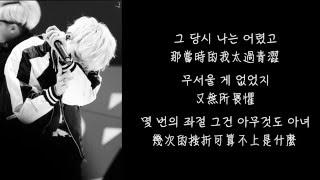 Gambar cover 【韓中字】 BTS 방탄소년단 - INTRO: Never mind (Lyrics with Hangul)