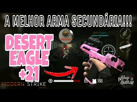 MSO, DESERT EAGLE +21... A MELHOR ARMA SECUNDÁRIA DE TODAS!!!