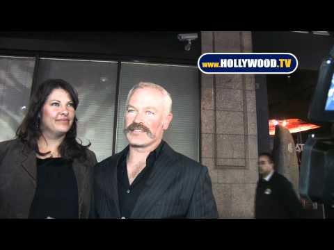 No Sex for Neal McDonough & He Forgives Mel Gibson @ Katsuya