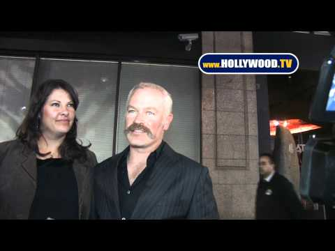 No Sex for Neal McDonough & He Forgives Mel Gibson @ Katsuya