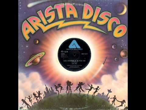 Gene Page  Close Encounters Of The 3rd KindLong Version, 1977 Arista 45 record.