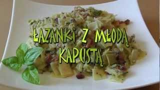 Łazanki Z Młodą Kapustą - Smakkujaw.pl (hd)