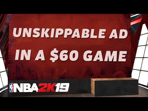 NBA 2K Includes Unskippable Ads - Inside Gaming Daily