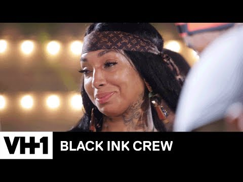 Sky Lashes Out at Herb | Black Ink Crew