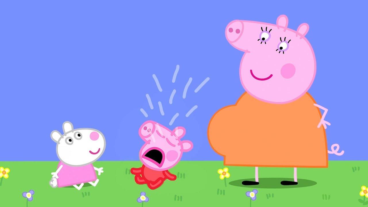 Peppa Pig Portugues Brasil Bebes Completos Pepa Ping Ping