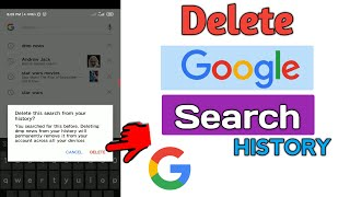 How to Delete or Clear Google Search History Easily 2020 🚮