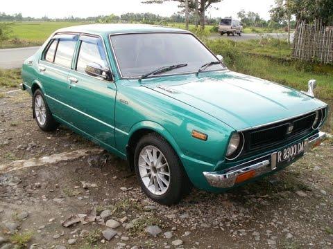 Restorasi Corolla Tahun 1975