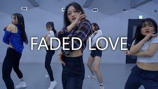 tinashe   faded love naria choreography prepix dance studio