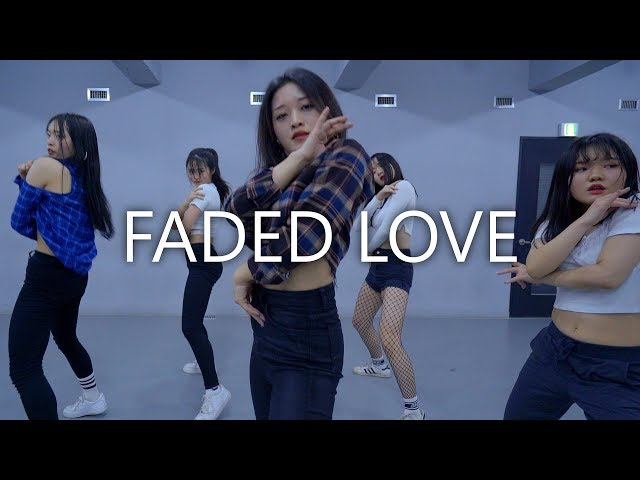Tinashe - Faded Love | NARIA choreography | Prepix Dance Studio