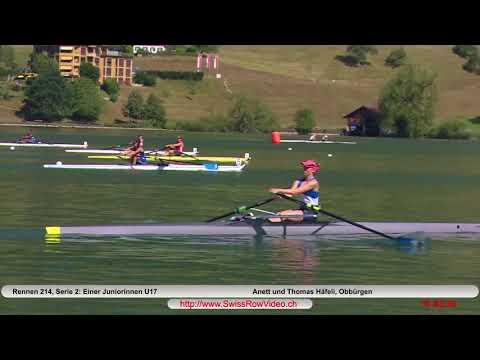 231, BJW1x, Serie 2, Sarnen, 10  Juni, 2018, Einer Juniorinnen U17 Rennen 214