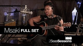 Msaki - FULL SET - 2Seas Sessions #8