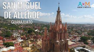 🇲🇽 San Miguel de Allende EN UN DÍA; el destino más buscado de México