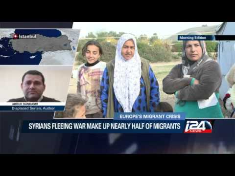 12/24: Europe's migrant crisis: Syrians, Afghans, Iraqis make up bulk of migrants