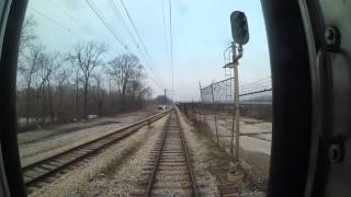 METRA Electric Line - Blue Island Branch Southbound - GoPro
