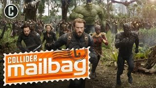 Will the Avengers 4 Trailer Have Footage That Isn't in the Movie? - Mailbag