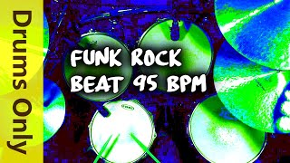 Baixar Funk Rock Drum Beat 95 BPM - JimDooley.net