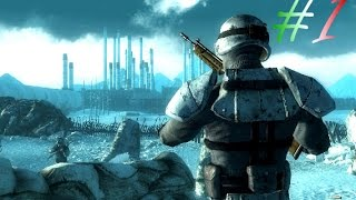 Fallout 3 DLC Operation: Anchorage Gameplay ITA ep.1 infiltriamoci nella base!