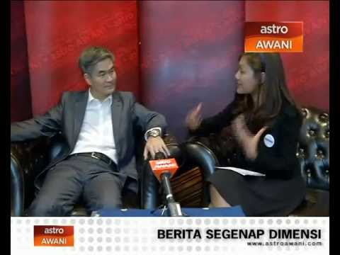 Interview with Chief Operating Officer Astro Malaysia Holdings Sdn Bhd, Henry Tan