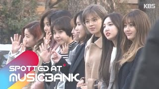 Video [Spotted at Musicbank] 뮤직뱅크 출근길 03.03 - TWICE(트와이스), Hong Jin Young, B.I.G, Lovelyz, 100%... download MP3, 3GP, MP4, WEBM, AVI, FLV Agustus 2017