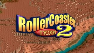 RollerCoaster Tycoon 2 - Part 1 [Grand Canyon]