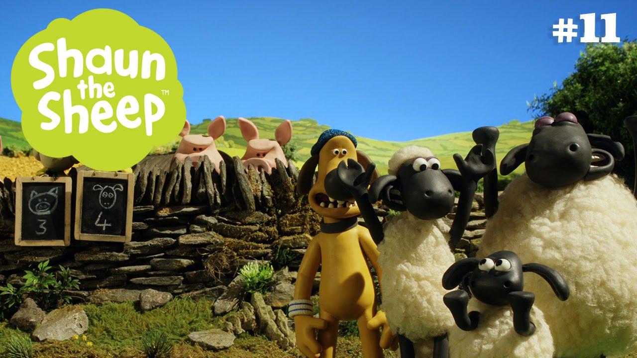 Trận bóng rounders - Những Chú Cừu Thông Minh  [Phần 3]